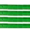 Miyuki Tila Beads 5X5mm 2 Hole Light Emerald Transparent